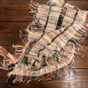 Shiraleah Chicago extra long colorful scarf 0310